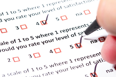 Design your questionnaire to professional standard
