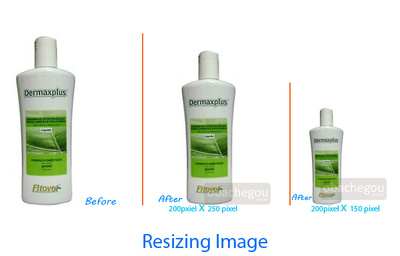 Image Resize or Crop For E-commerce 100 images