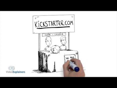 Create High quality whiteboard/Doodle animation video