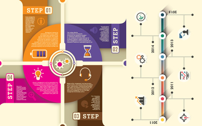 Design  an attractive info graphic for print or your website