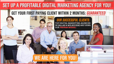 Setup a Proven & Profitable Digital Marketing Agency For You