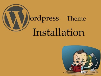 WordPress Theme Installation Within 12 Hours + Bonus Work