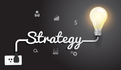 Online marketing/social media strategy