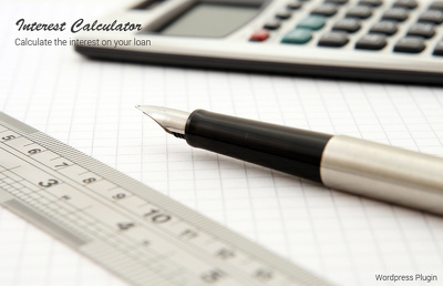 Create an EMI / Interest Rate / Loan Eligibility Calculator