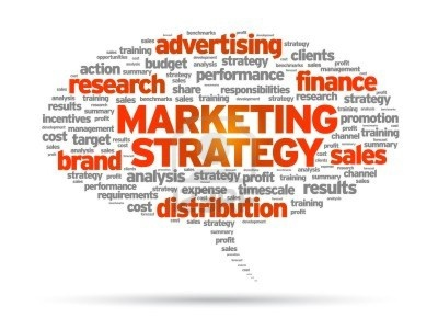 Develop an online marketing strategy to scale your business