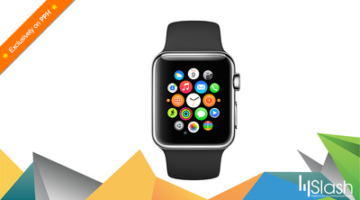 Upload iwatch, apple watch app on app store
