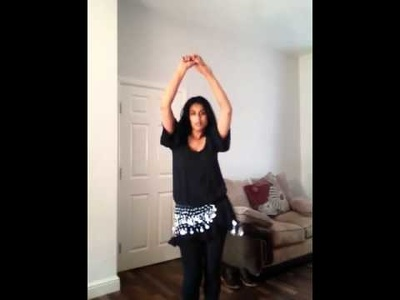 Teach you bollywood dance for 1hr