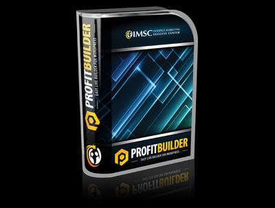 Installed full lifetime licensed WordPress profit builder.