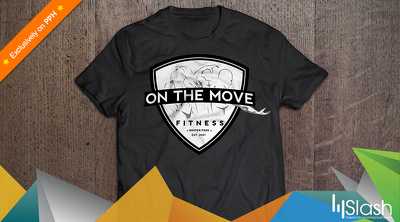 Design a t-shirt for you, your brand or company