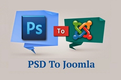 convert Photoshop (PSD) into Joomla website