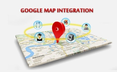 Implement Google Map API