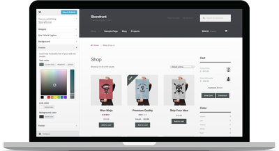 Design and develop you a fully responsive Ecommerce Website