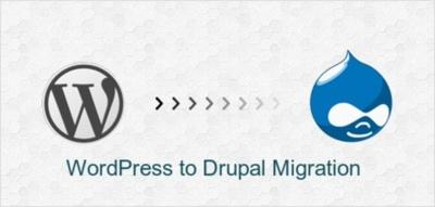 Convert your wordpress website to majestic drupal