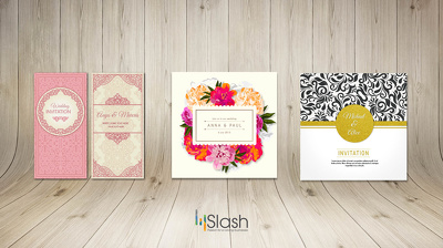 design a personalized Invitation Card for any occasion (formal or informal)