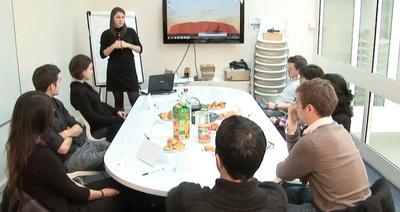Design a focus group