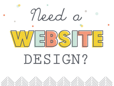 Design a creative website layout