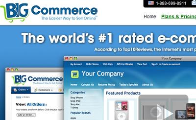 Product Catalog Management of BigCommerce Online eCommerce Platform