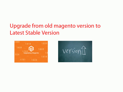 Update Magento to latest stable version