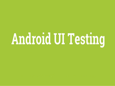Offer android App UI testing + 5 Star review