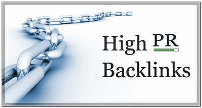 Create a unique article and 75 High PR Backlinks manually