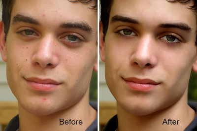 All type Image editing and photo retouching for 2 images/photos  in photoshop.