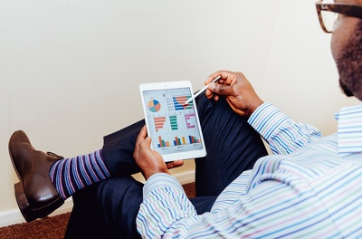Create a social media reporting template