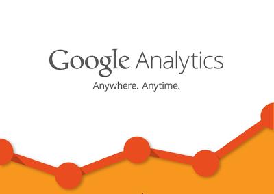 Setup Google Analytics for your Website