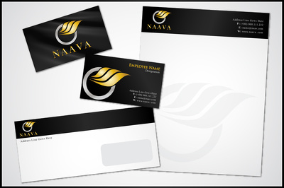 Design your complete Branding/Stationary