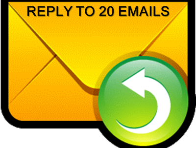 Help with Customer Service ? I can Respond 24/7 to 20 emails for your business