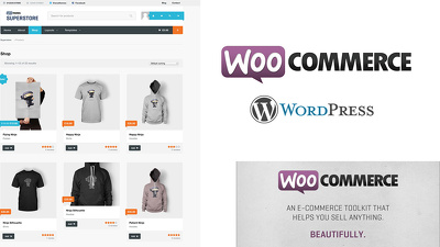 Install, setup and Configure Woocommerce for your Wordpress site