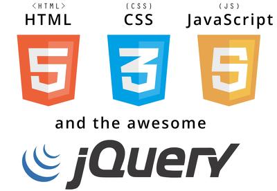 Fix HTML, CSS, JavaScript, jQuery bugs/errors