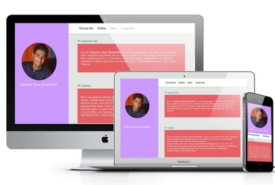 Convert your 1 PSD Files to  Responsive HTML