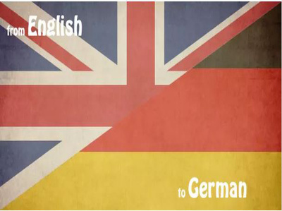 Translate 600 words from English to German