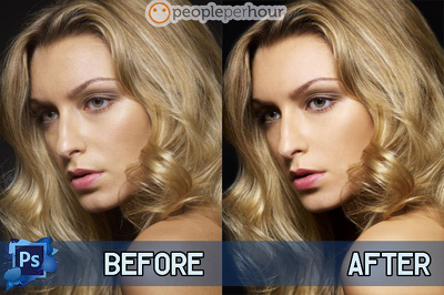 Do any Professional & High Quality Photoshop work in 24 hr