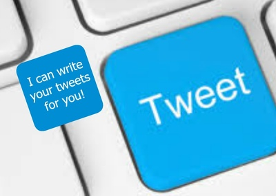 Write 30 tweets appropriate for your business for you to schedule