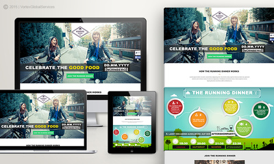Create a Fully Functional Responsive Wordpress/CMS site