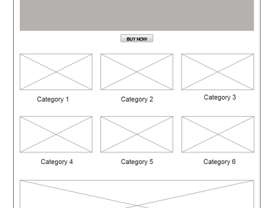 Create HTML clickable wireframe for website or application from Sketch
