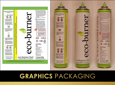 Design your product packaging or label