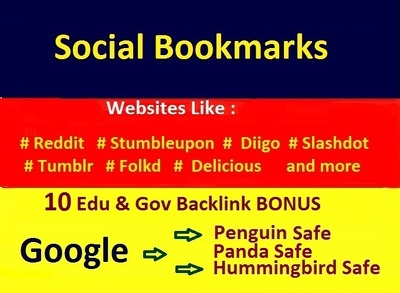 Submit your URL to 40 top social bookmarking site reddit,stumbleupon,delicious,diigo