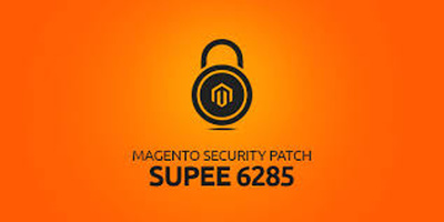 Install all the required Magento Security Patches