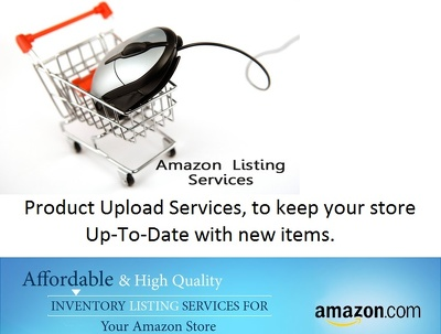 Upload 20 products on your Amazon Seller Account