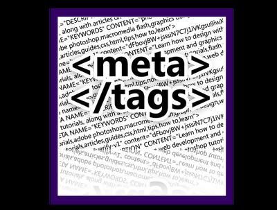 Meta Tag Optimization