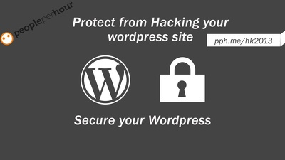 Protect from hacking your wordpress website by installing  Database Backup System
