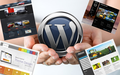 Design and Develop Your Wordpress Website With Social Media Promotion