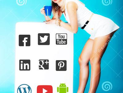 Social Media Development, Social Media Promotion
