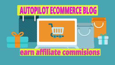 Build you affiliate ecommerce store with 25.000 Products To Earn Affiliate Commisions