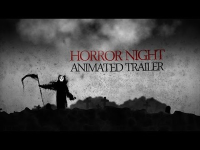 3D atmosphere trailer or promo animation