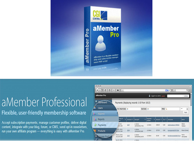 Develop aMember Pro (Membership software ) custom Plugins