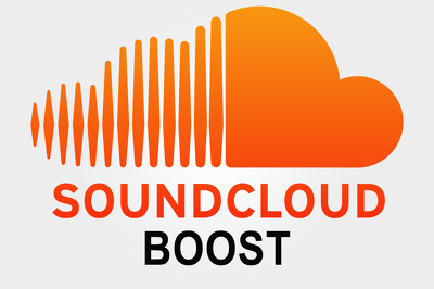 SoundCloud Boost - 100,000 plays, 500 followers, 300 likes, 200 reposts & 50 comments