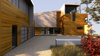 Teach Vectorworks to Interior designers and Architects